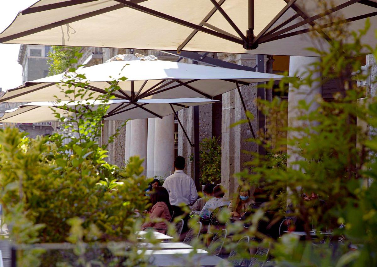 Mangiare all'aperto Bergamo - Balzer
