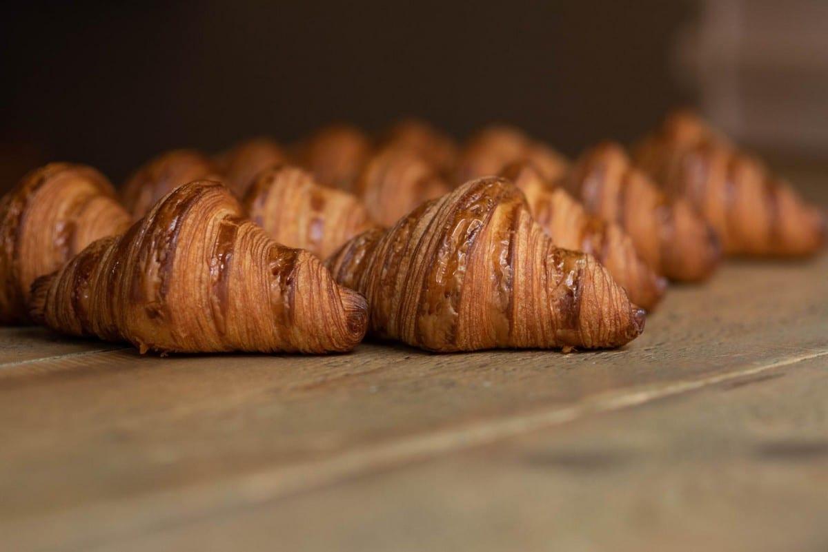 croissant Pavé