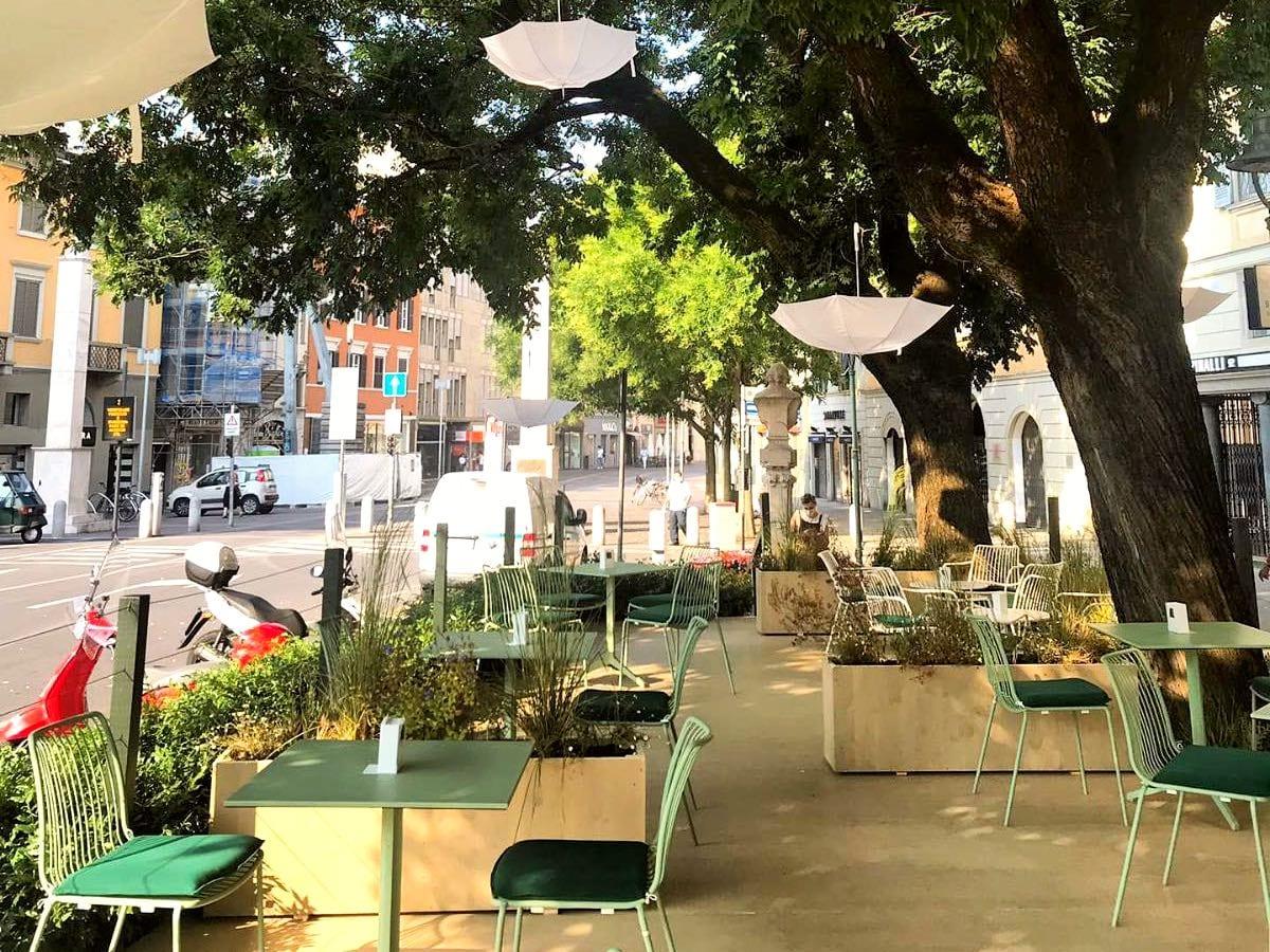 Mangiare all'aperto Bergamo - La Pasqualina