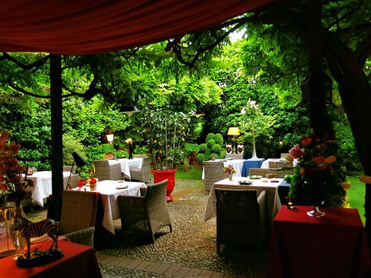 Mangiare all'aperto Bergamo - Lio Pellegrini