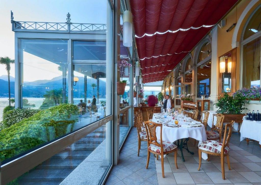 I migliori ristoranti da provare sul Lago di Como: Mistral del Grand Hotel Villa Serbelloni