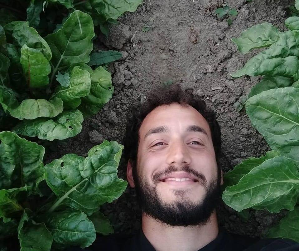 Lorenzo Maggi steso in campo