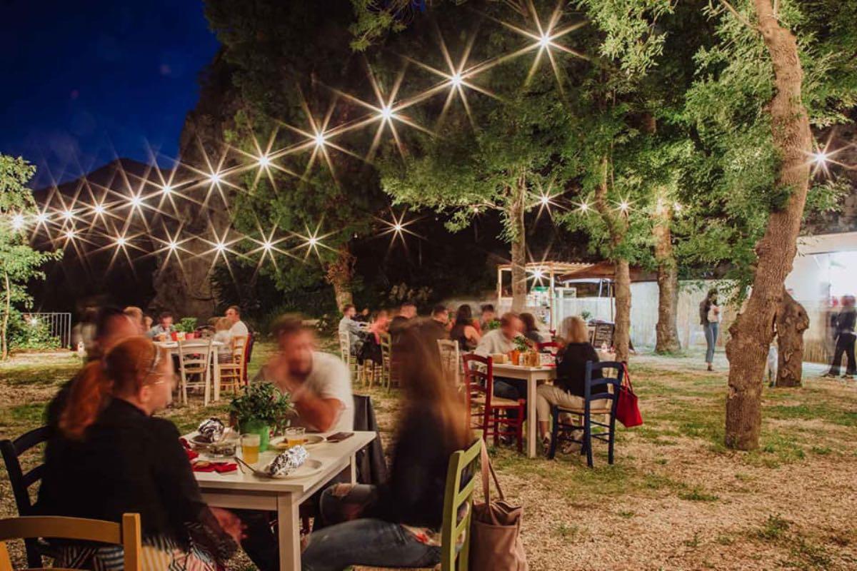 Civitella del Tronto. Storia del ristorante Zunica 1880 che ora ha aperto Amoretto con proposta street food