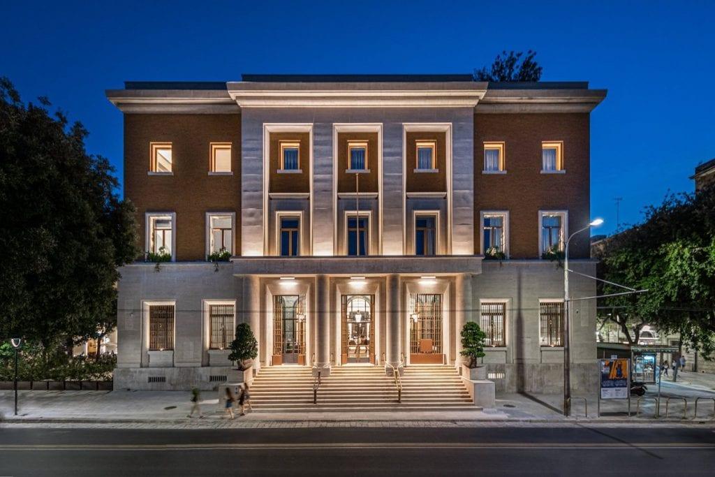 Palazzo BN esterno