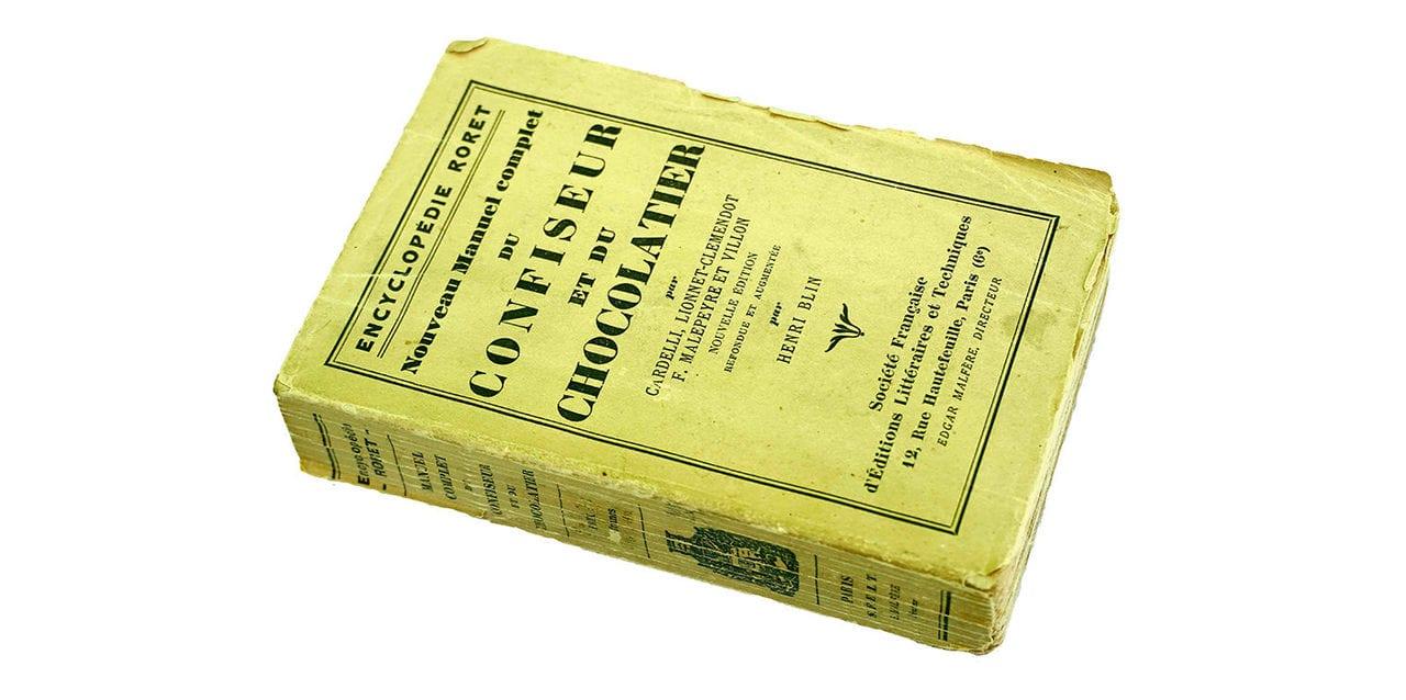 Un testo antico sulle tecniche di cioccolateria