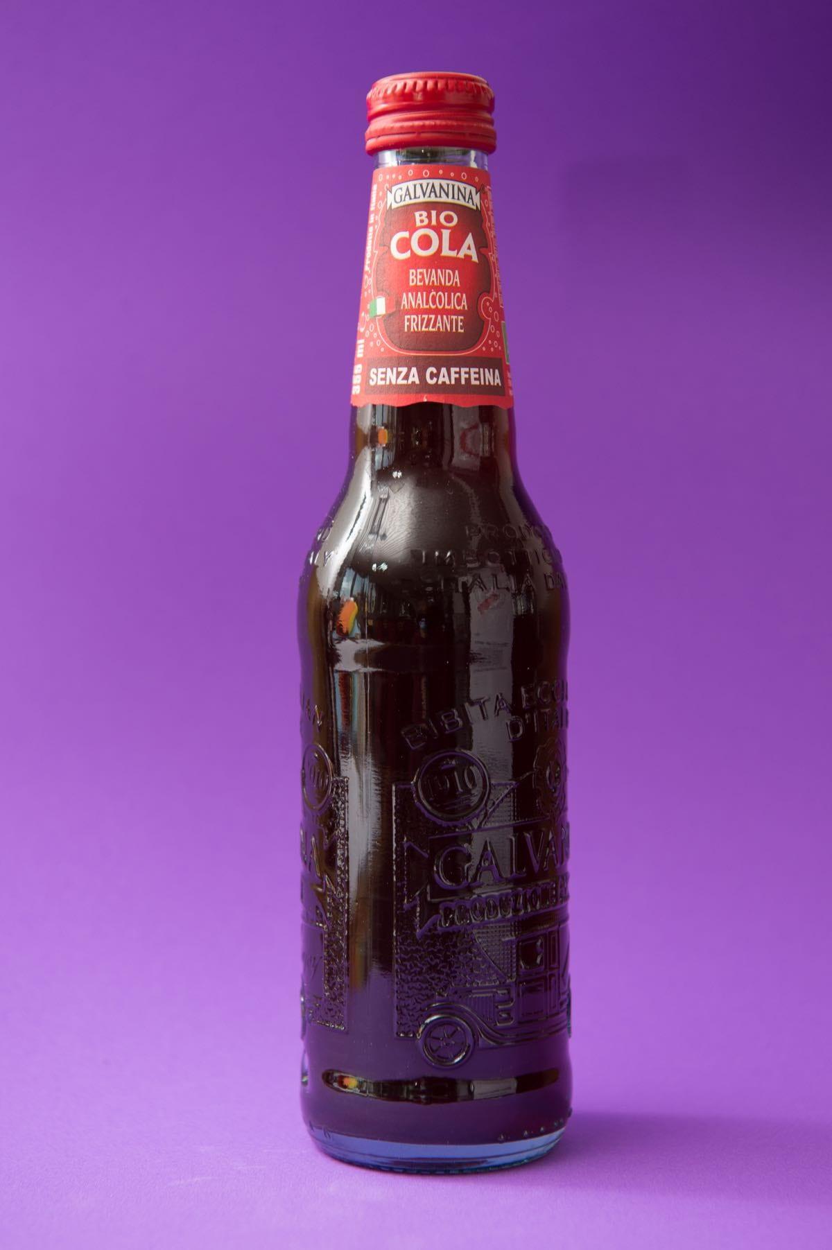 Le bibite alternative a Coca-Cola e Pepsi-Cola: Galvanina Bio Cola