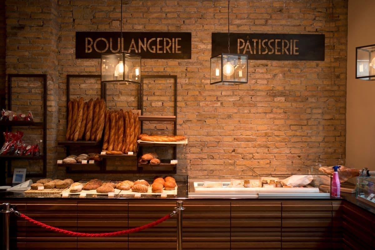 Boulangerie de Le Carré Français