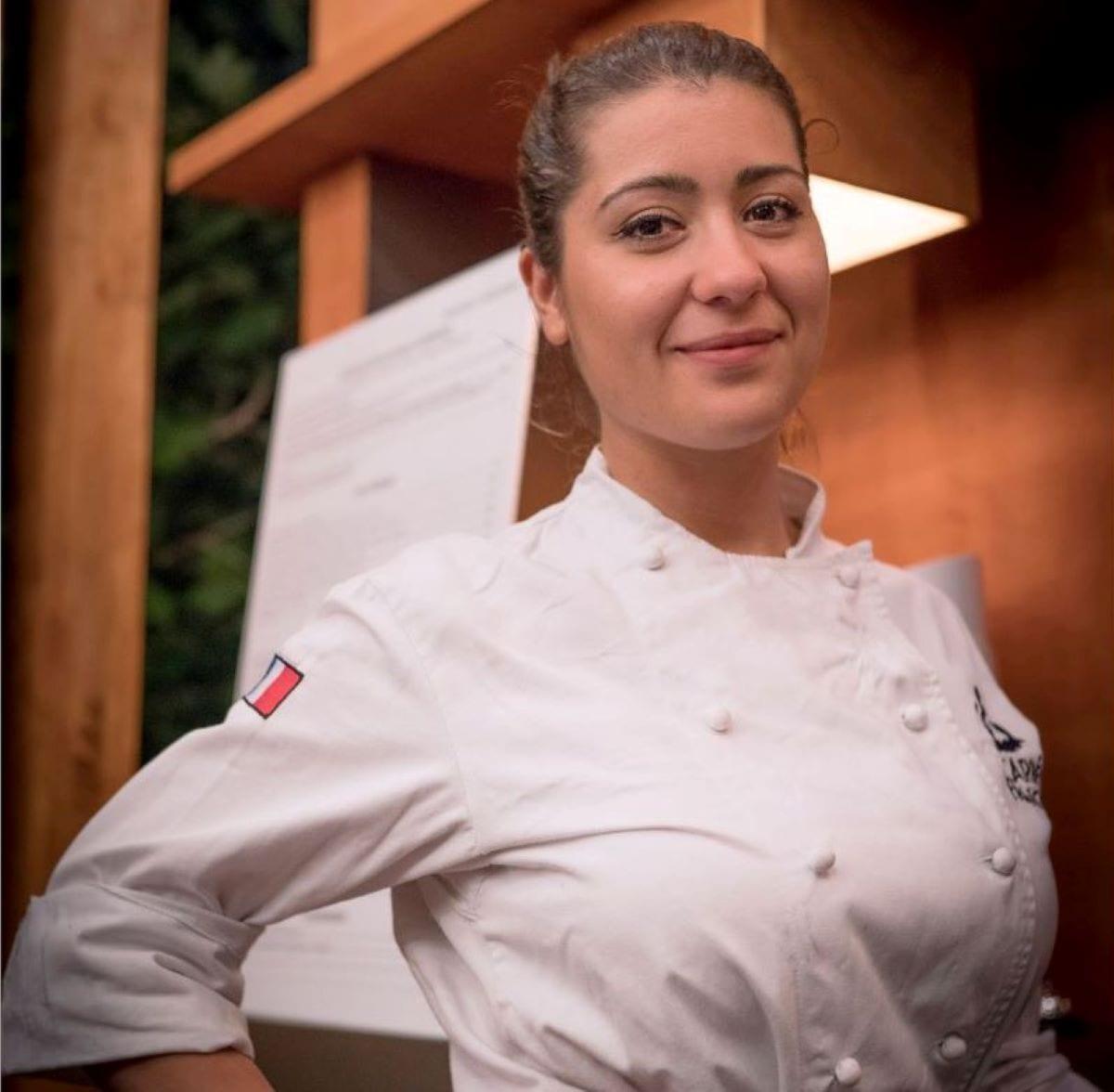 Chef Letizia Tognelli
