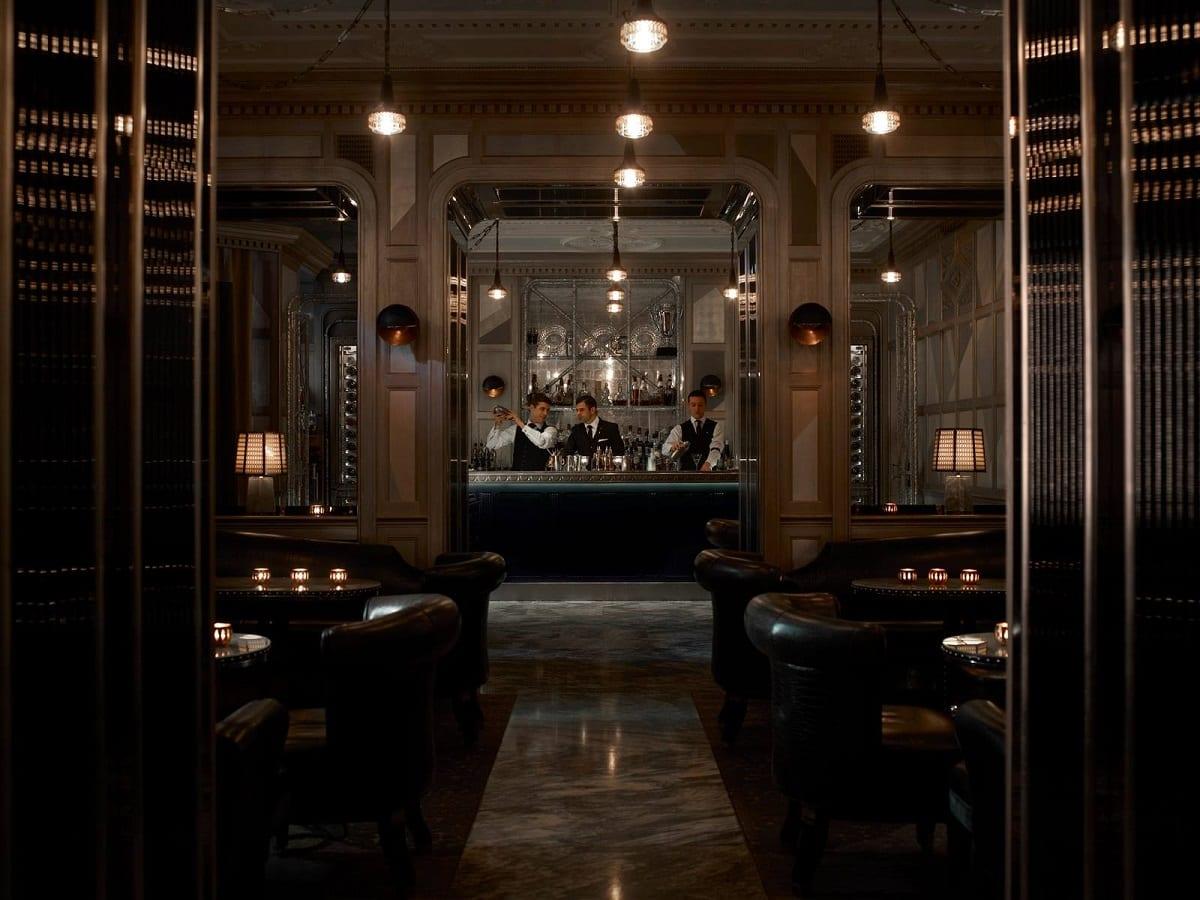 Il Connaught Bar di Londra