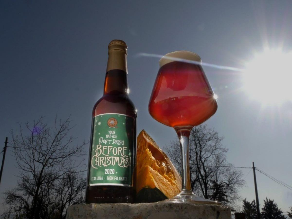 Birra non birra di Stirone Barleyfree