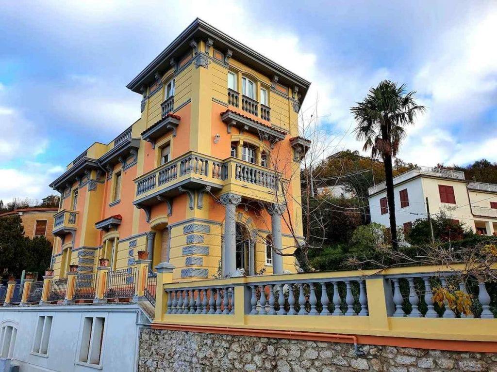 Villa Inglese Picinisco