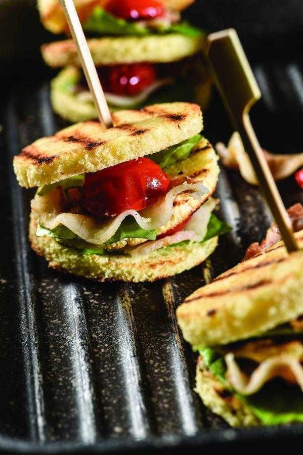 Bacon, lettuce & tomato sandwich: il mio BLT