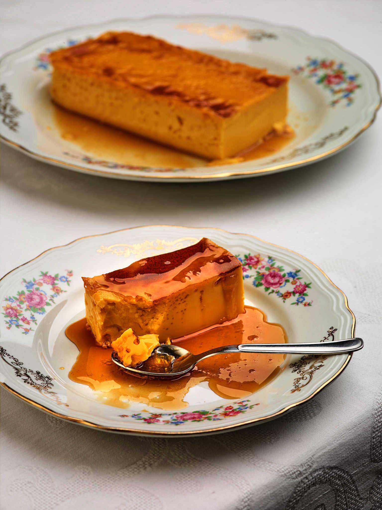 Crème caramel di Vito