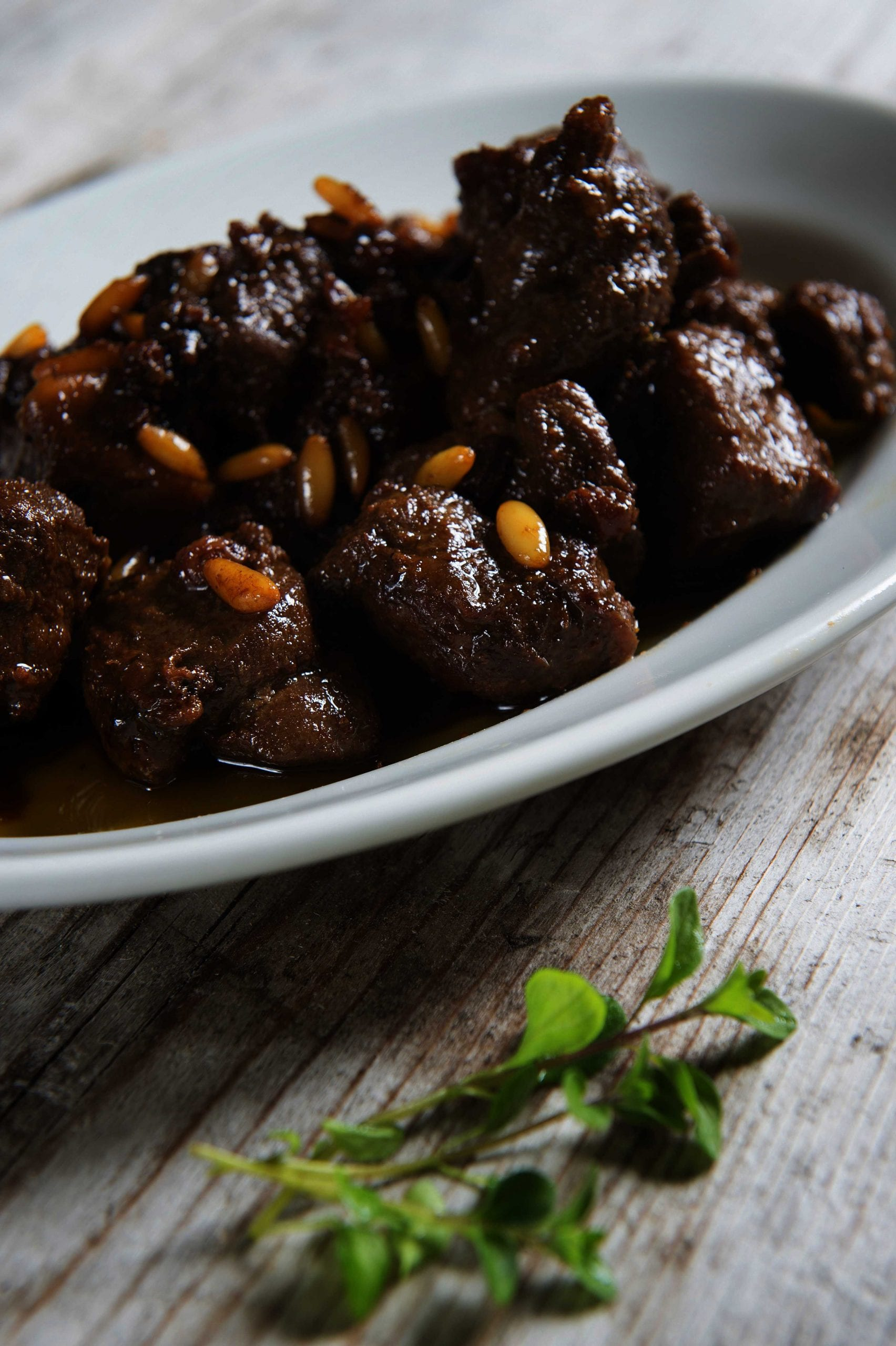 Cinghiale in agrodolce