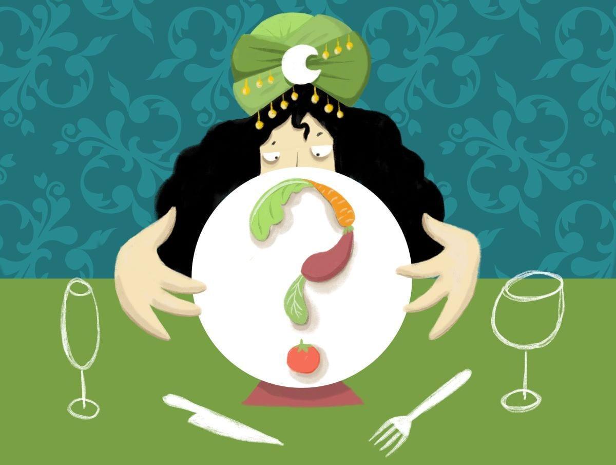 Previsioni food 2021
