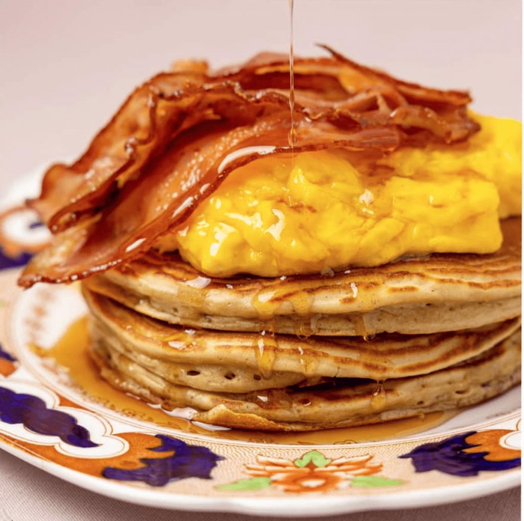 pancakes salati Ornella De Felice Coromandel