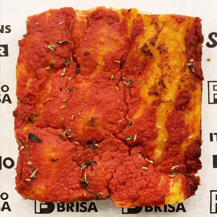 pizza rossa forno brisa