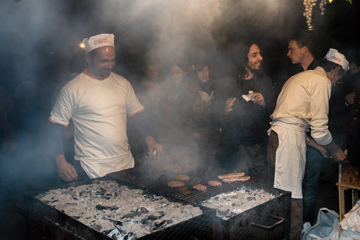 Catania carne braceri foto Dario Azzaro