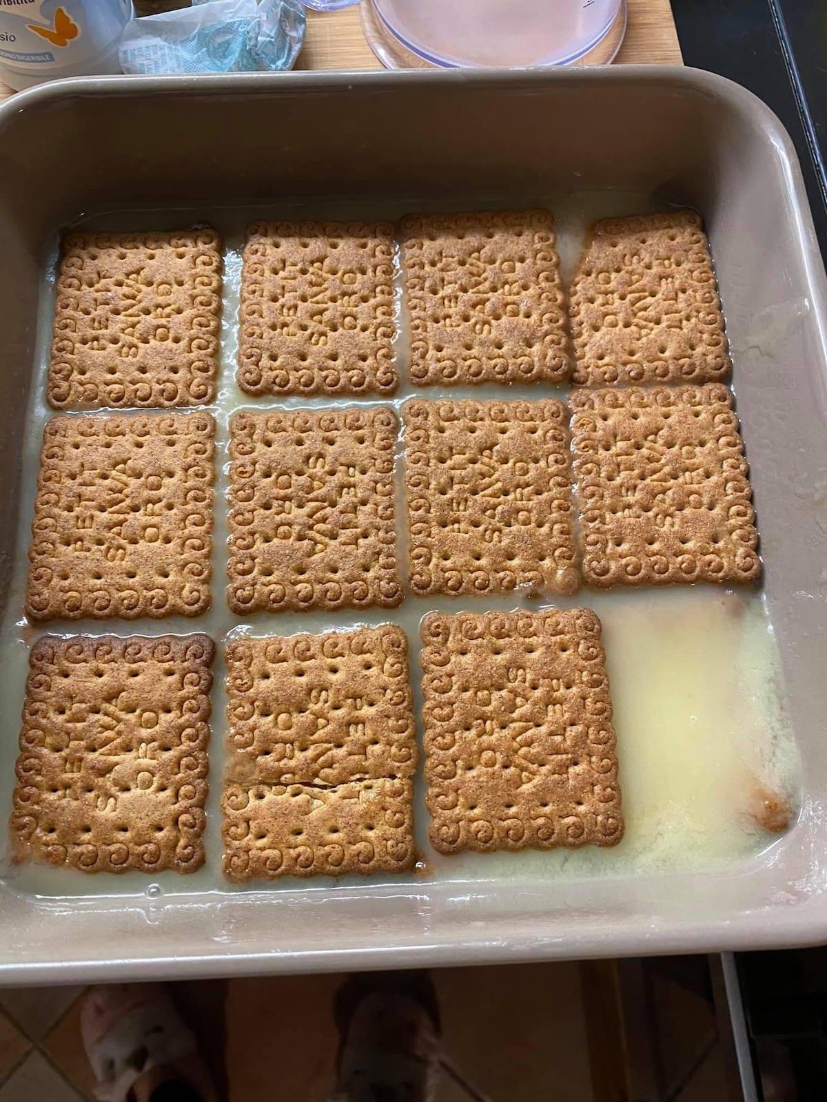 cucinaremale manca un biscotto