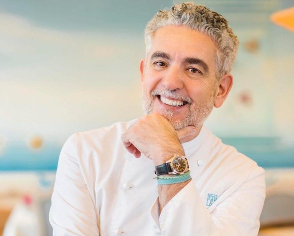 Mario Gamba: intervista al miglior chef italiano dell'anno all'estero