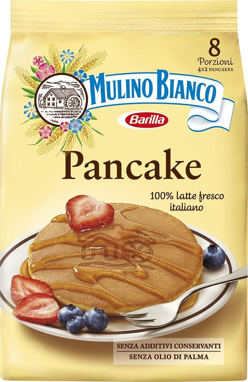 I pancake del Mulino Bianco