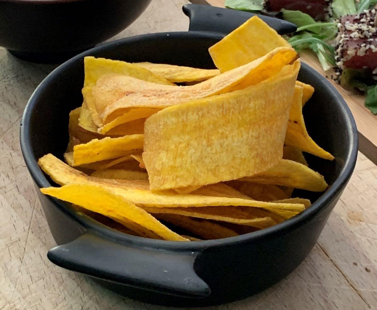 Chips platano Platatine