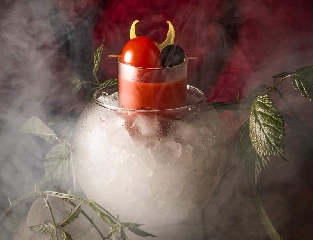 Un cocktail del Decocktailone
