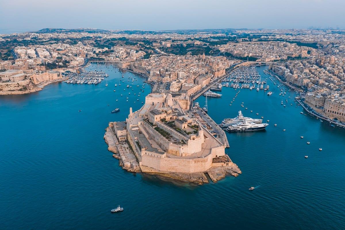 Panorama di Malta