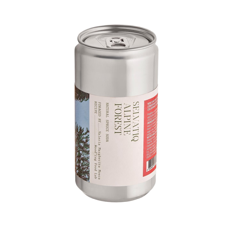 La soda mediterranea di Selvatiq
