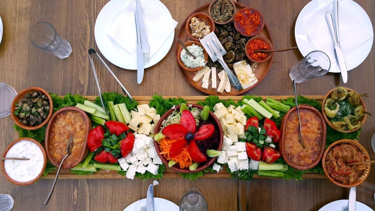 Macedonia del Nord- piatti tipici