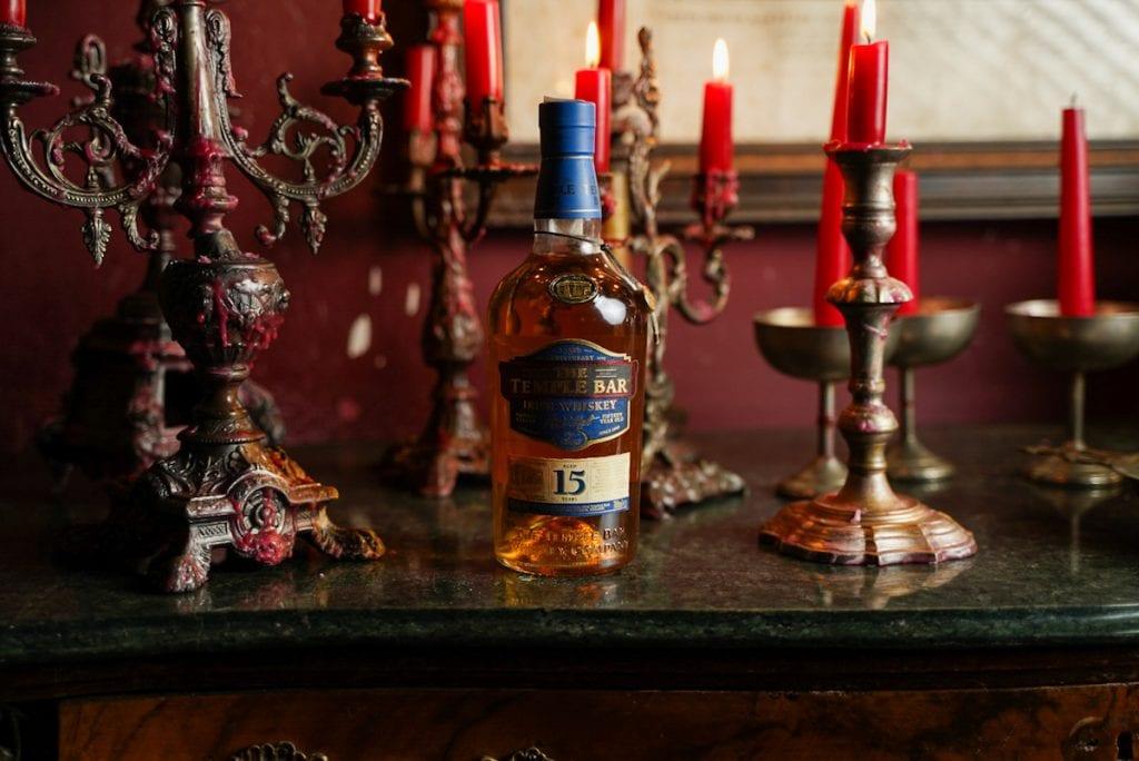 Temple bar whiskey
