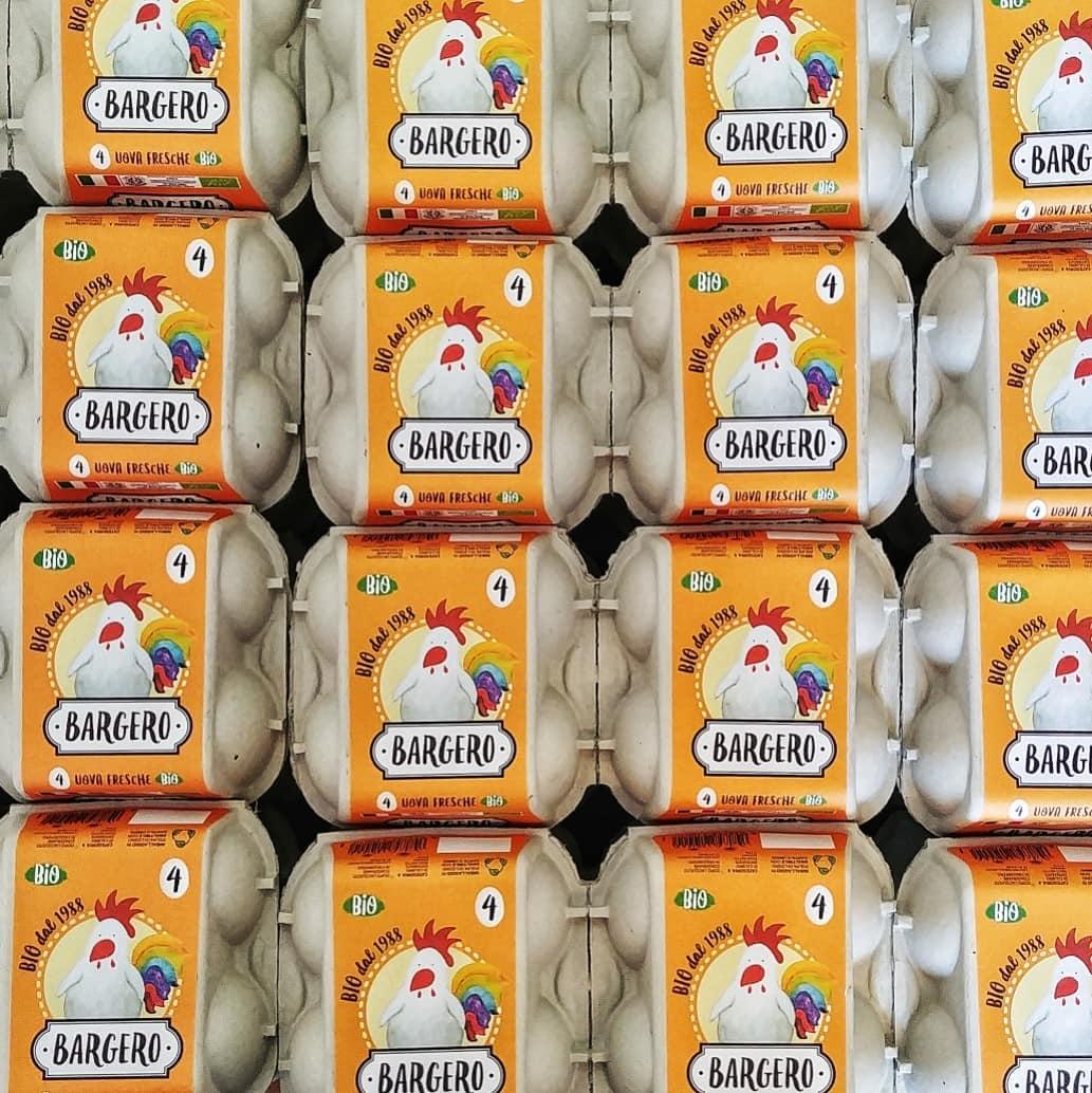 Le uova di Bargero