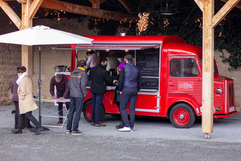 Il food truck di Troisgros