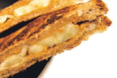 Sandwich fritto di Elvis Presley