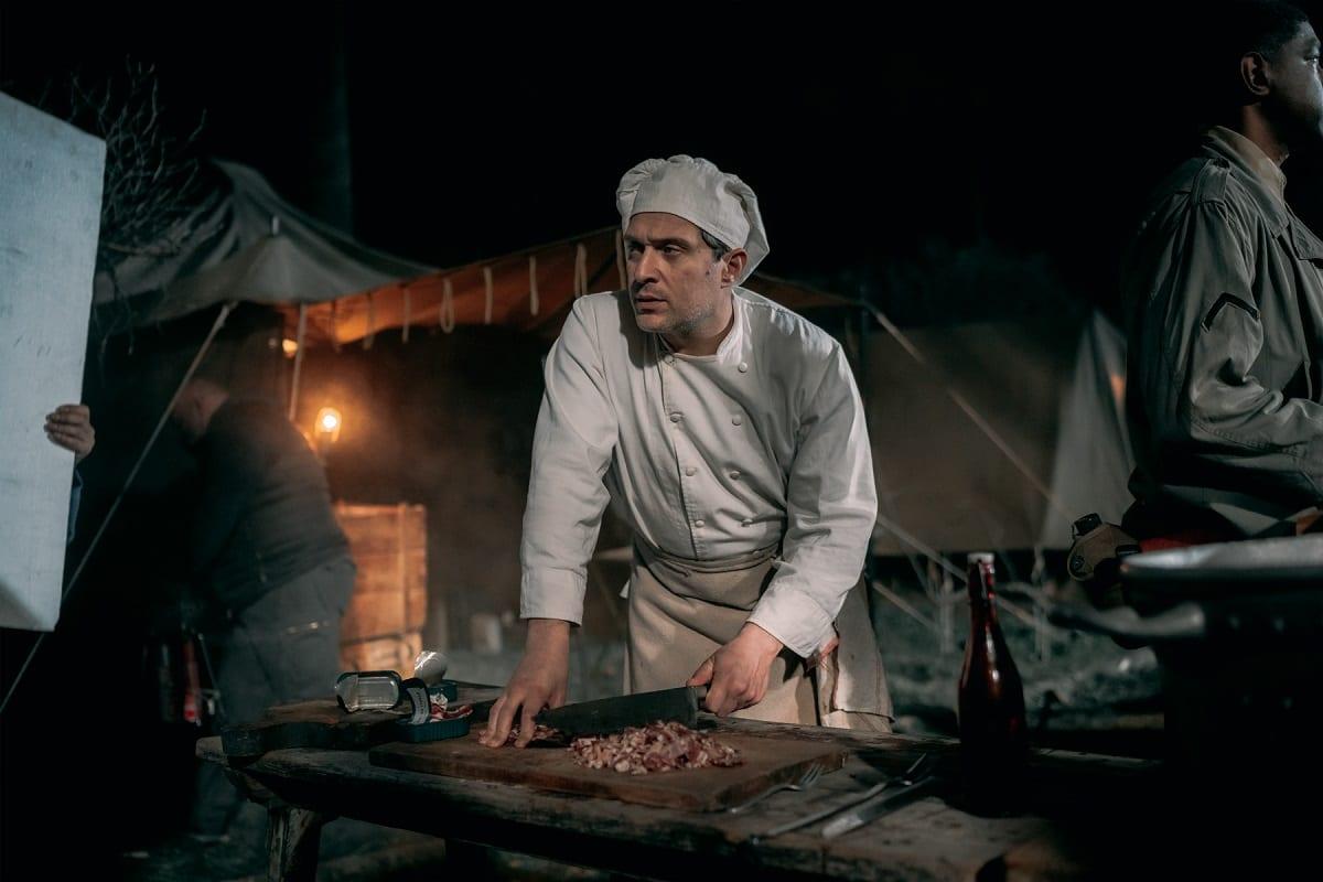 Claudio Santamaria nel film di Barilla