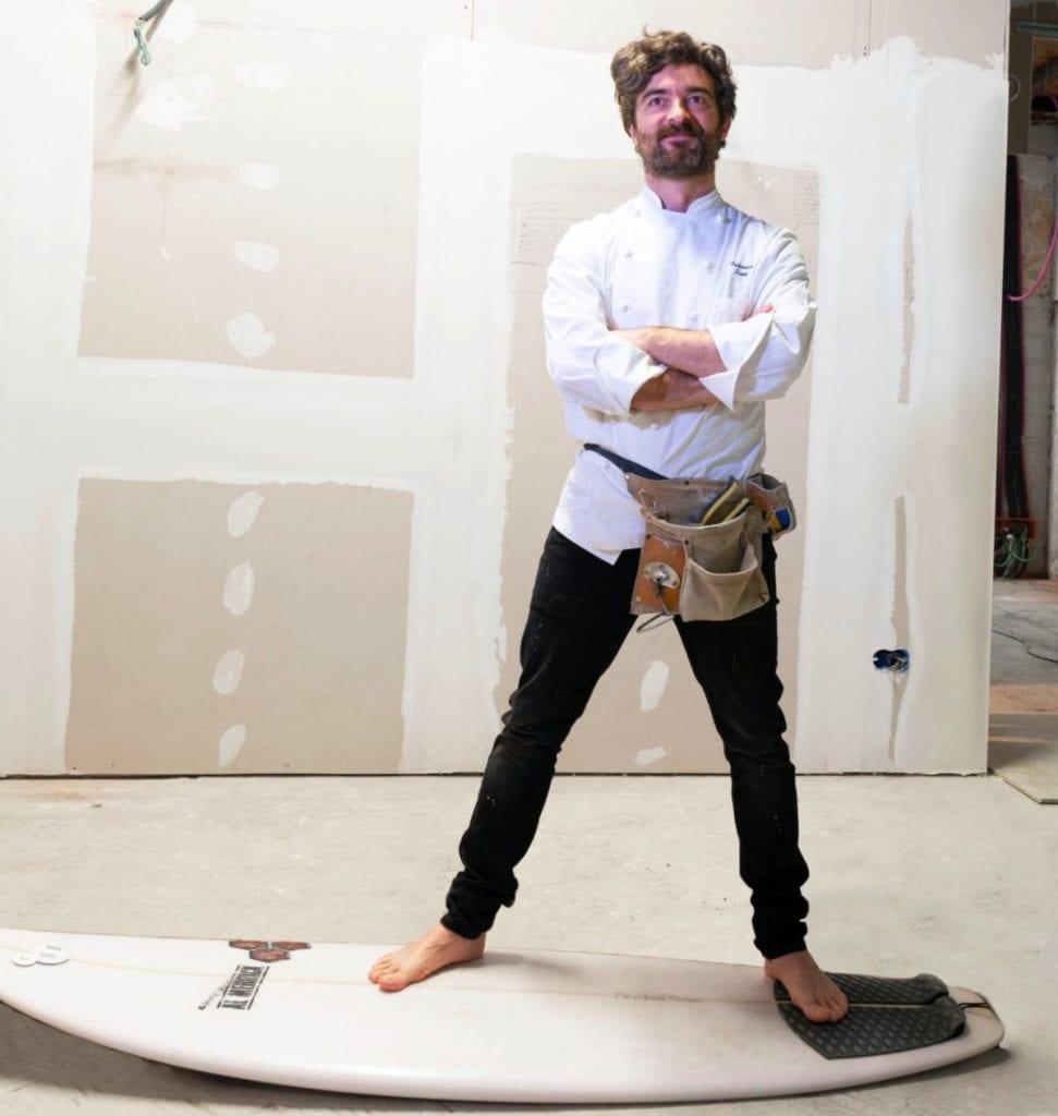 Apre il ristorante Frangente a Milano di Federico Sisti