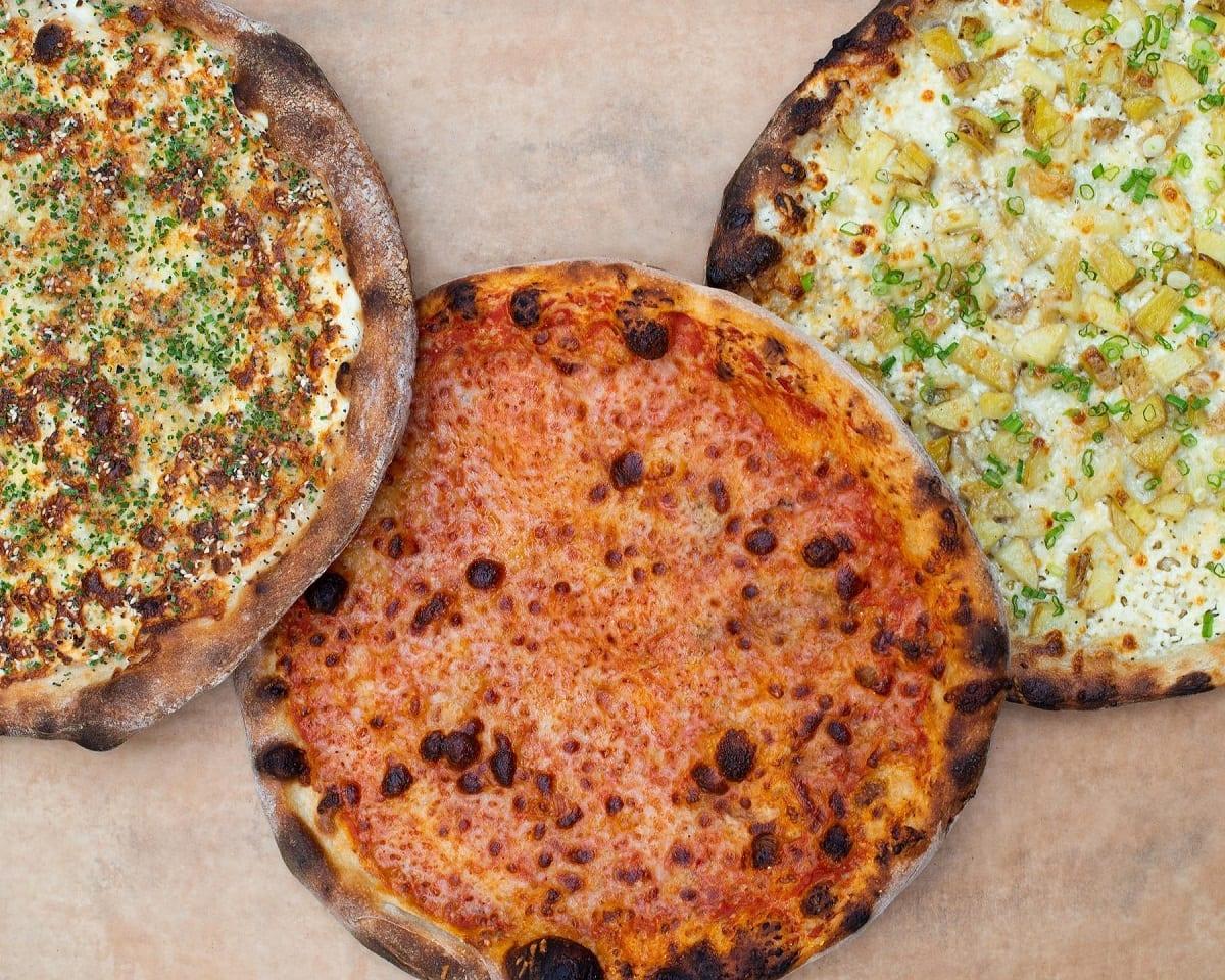 Le pizze di Wylie Dufresne