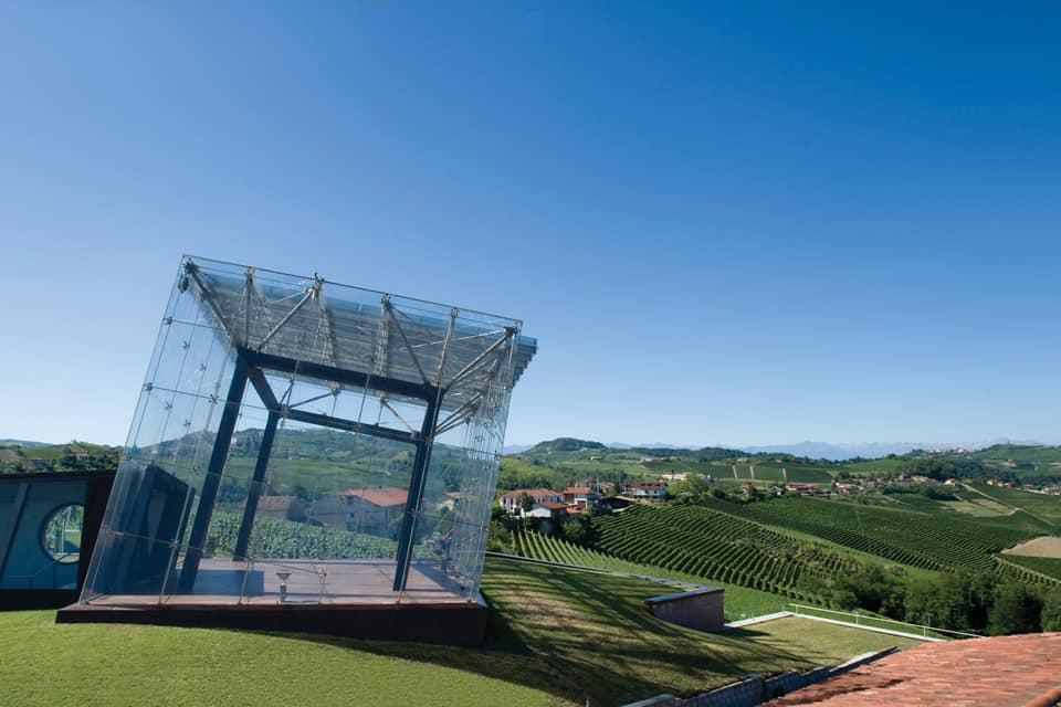 Le vigne di Ceretto in Piemonte