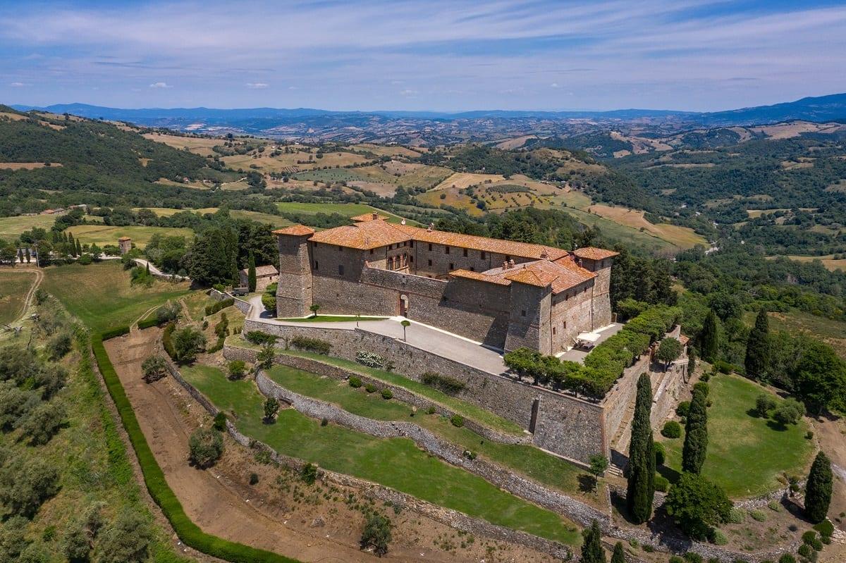 Il castello di Montepò