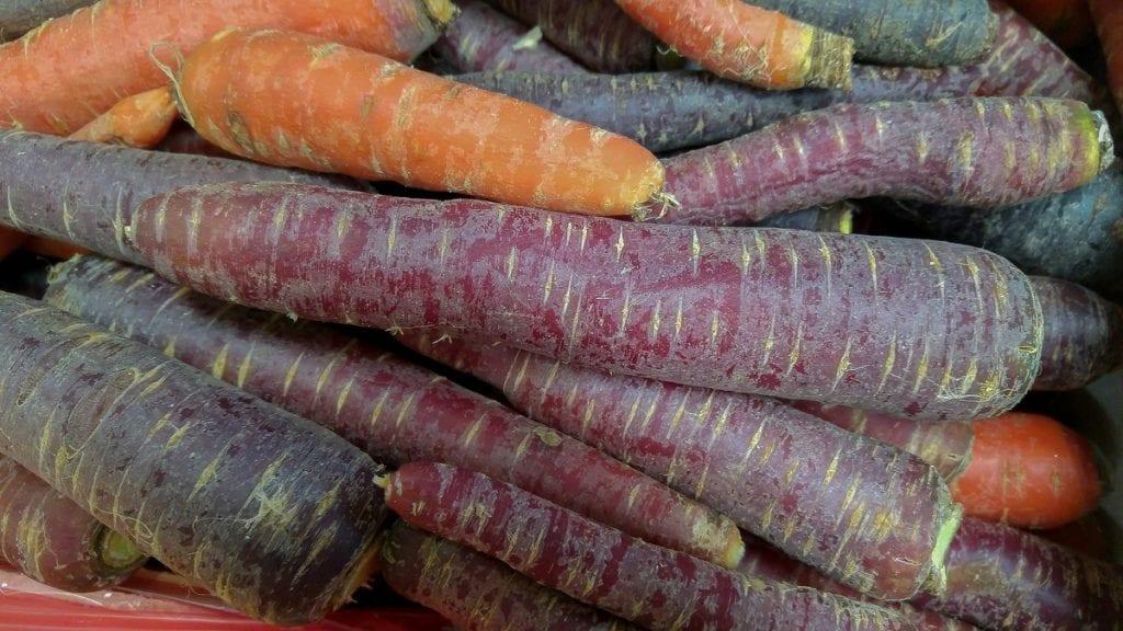 Scopri caratteristiche e proprietà dell carote viola