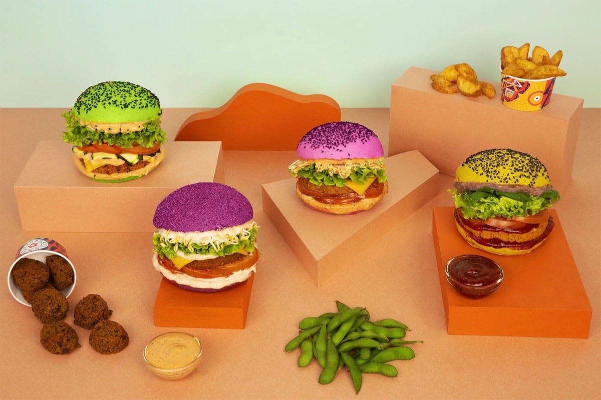 Leggi la storia di Flower Burger in America