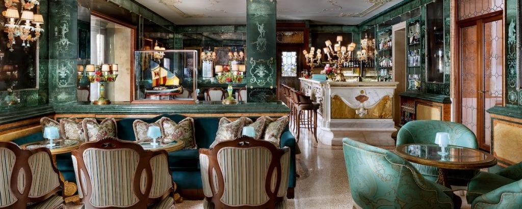 Gritti hotel venezia bar longhi