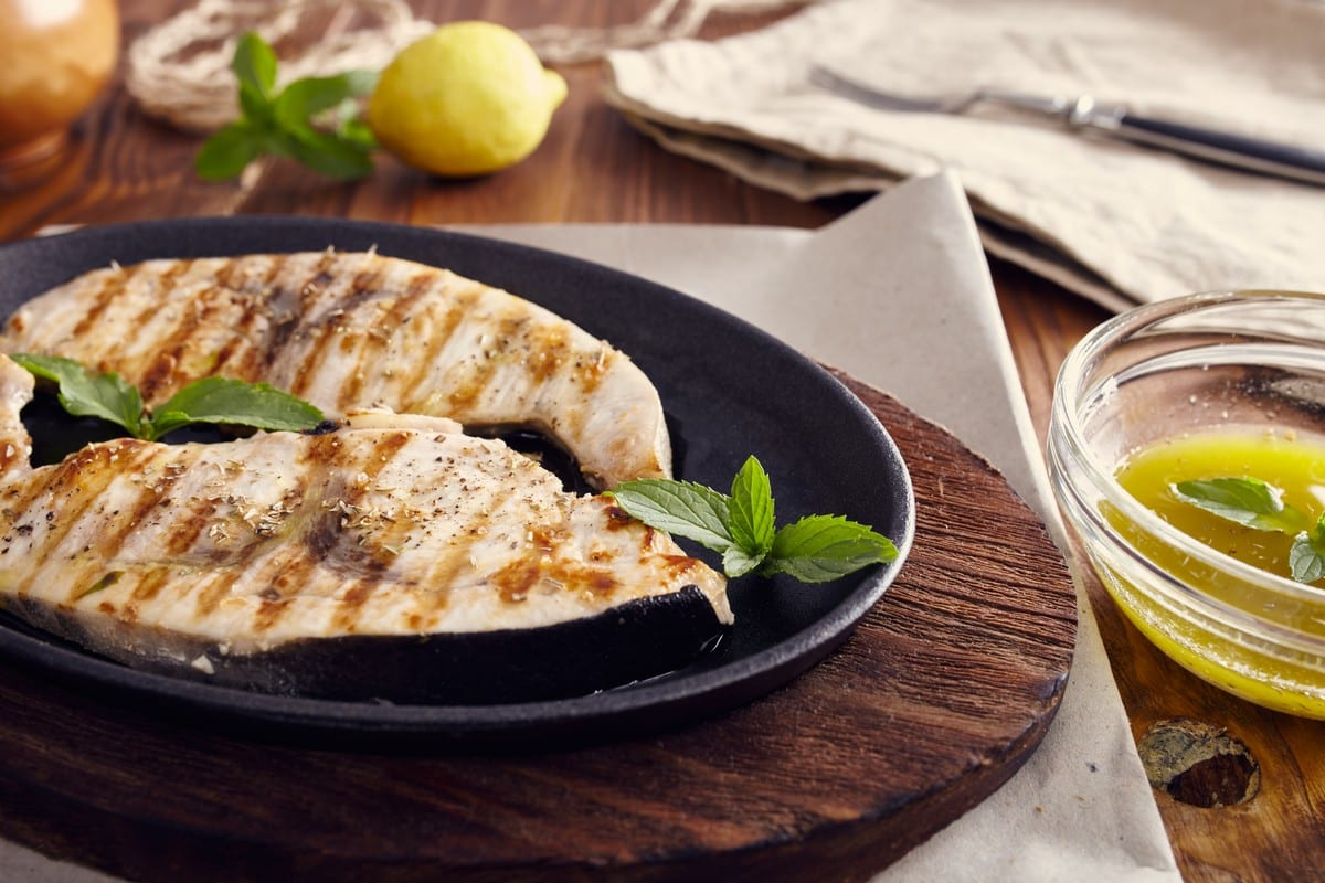 Scopri le ricette per i secondi di pesce