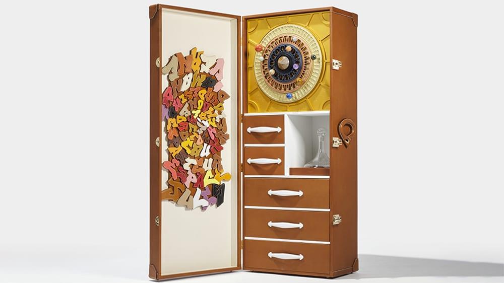 Il cofanetto realizzato per Petrus 2000