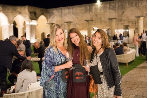 Tre Bicchieri 2021. Le foto della degustazione a Lecce