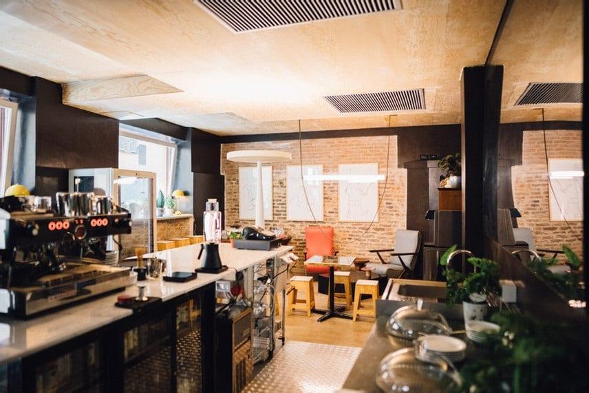 La caffetteria Ialty