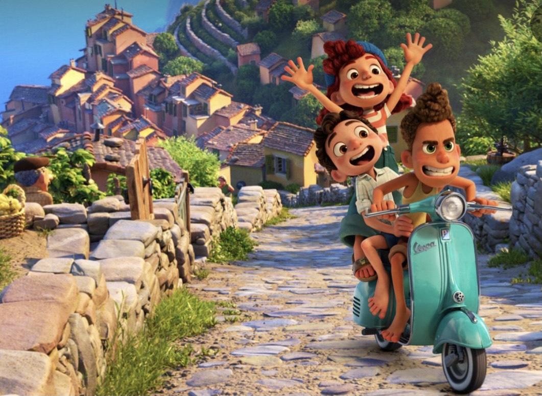 Scopri la recensione di Luca della Pixar
