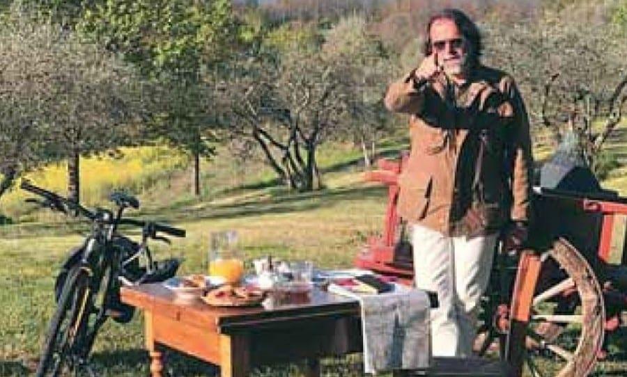 Gambero Rosso HD: nei programmi di oggi, 13 luglio, alla scoperta di Volterra con Simone Bonini
