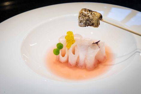 Storione, pesca e marshmallow, Marco Sacco