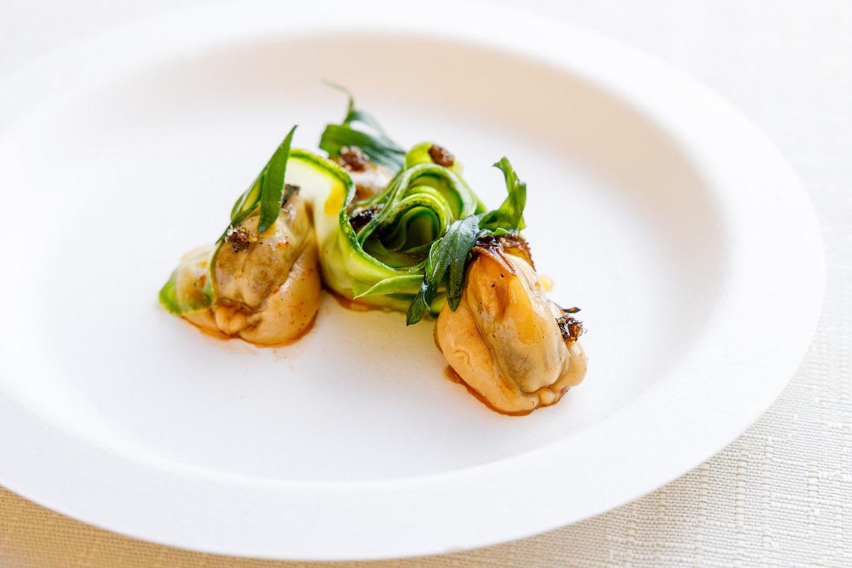 Zucchina cozza in carpione e assenzio Spessore 2021 Foto Andrea di Lorenzo